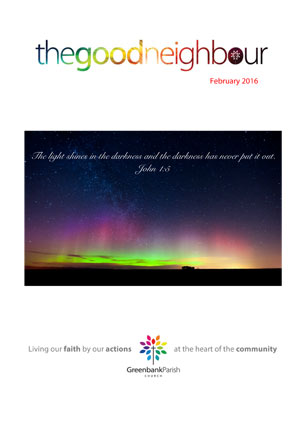 Good Neighbour February 2016