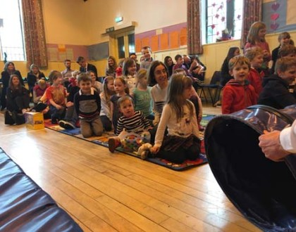 Sunday Club at Greenbank Church