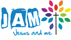 Jesus and Me logo