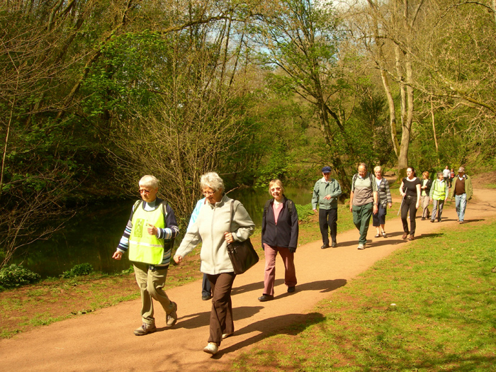 Greenbank Walking Group
