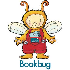 Bookbug Sessions in Clarkston East Renfrewshire