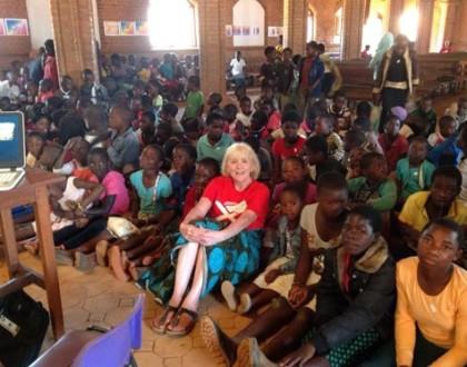 Minister Visits Malawai