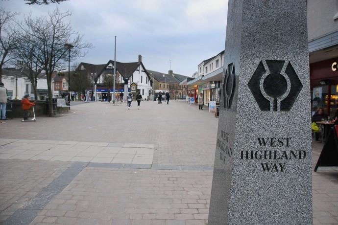 West Highland Way Start