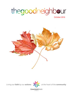 Good Neighbour October 2016
