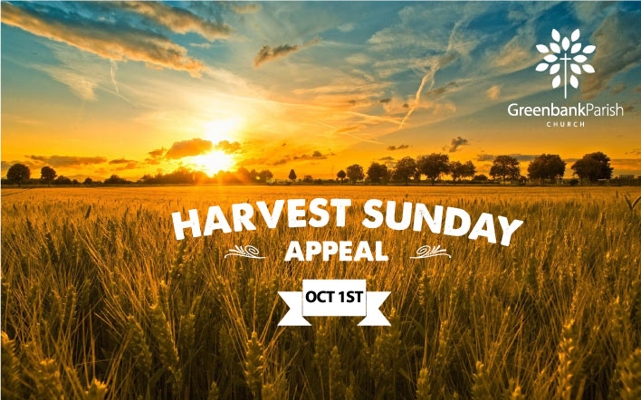 Harvest Sunday Service at Greenbank Church Clarkston