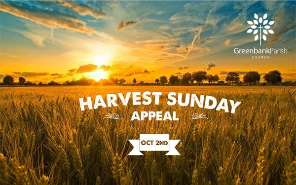 Harvest Sunday Appeal