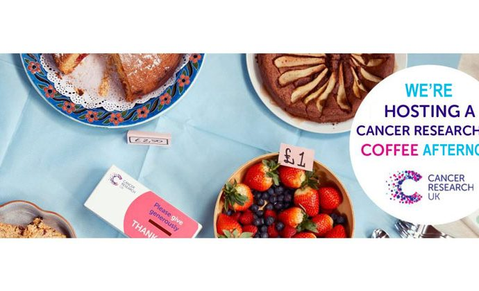 Cancer Charity Coffee Afternoon