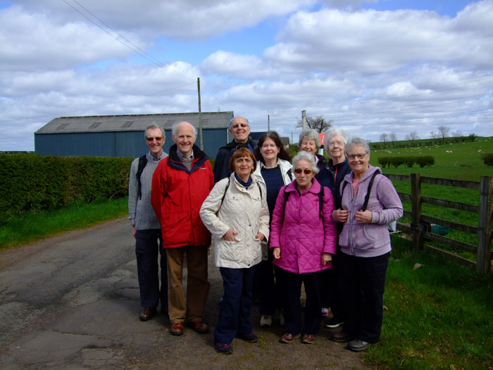 Greenbank Church Walking Club