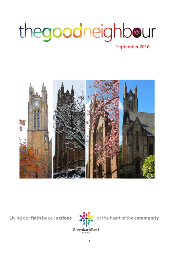 Good Neighbour September 2016
