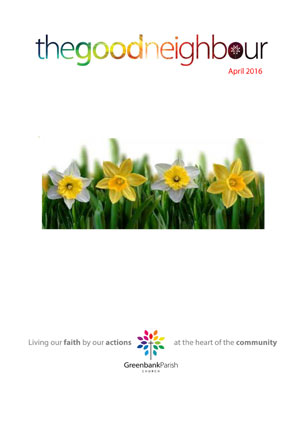 Good Neighbour April 2016