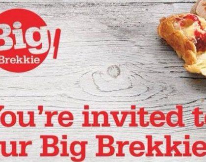 big brekkie at greenbank church east renfrewshire