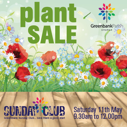 Greenbank Church Plant Sale 2019