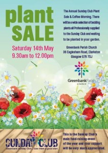 Plant Sale in Clarkston in May