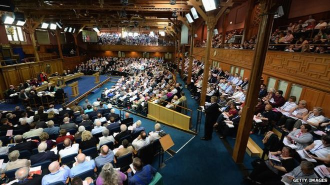 Geberal Assembly of Church of Scotland