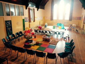 Toddler Group at Greenbank Church, Clarkston