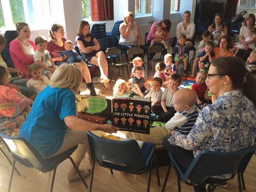 Bookbug Sessions in Clarkston