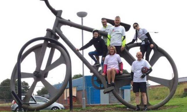 Lodging House Mission Sponsored Cycle