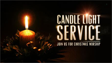 Candle Light Service Greenbank Church