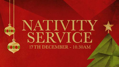 Nativity Service At Greenbank Church Clarkston
