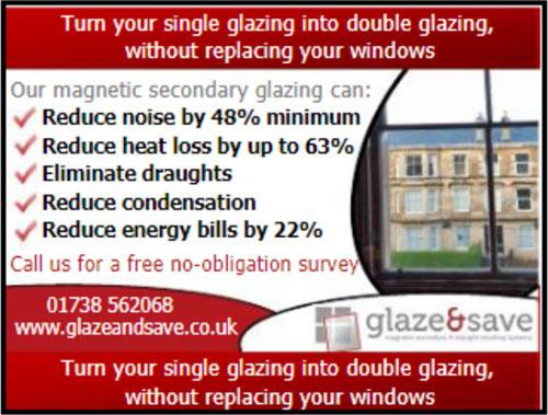 Glaze & Save
