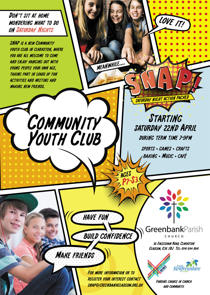 Community Youth Group in Clarkston