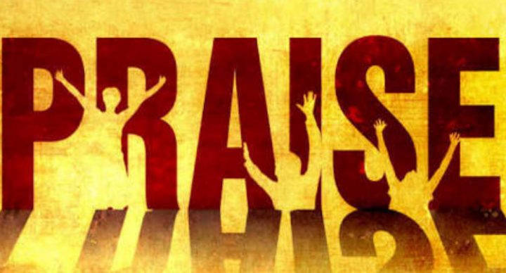 Songs of Praise Service