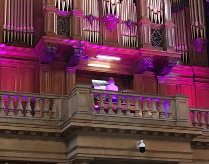 Peter Howard plays the Kelvingrove Organ