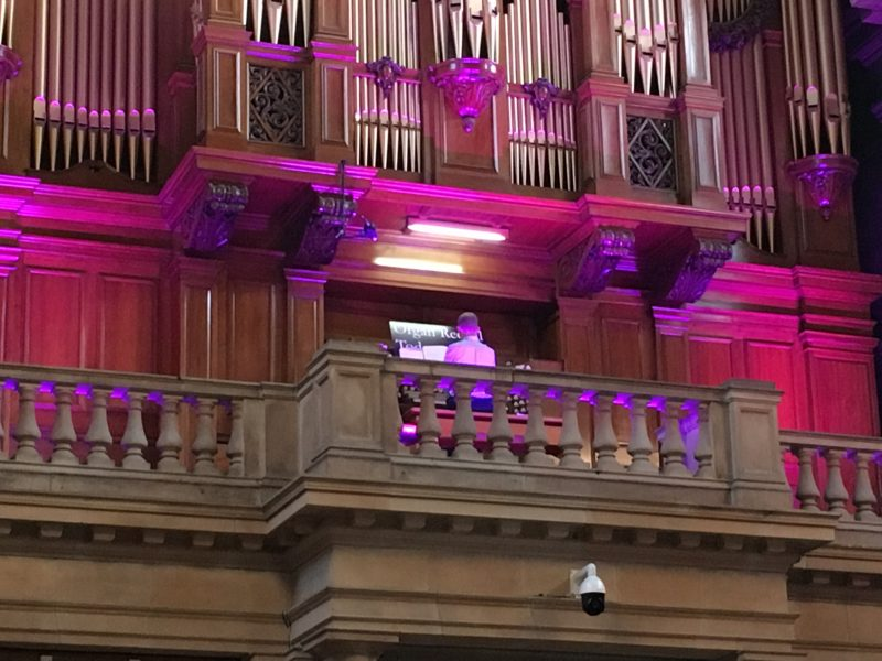 Peter Howard plays the Kelvingrove Organ