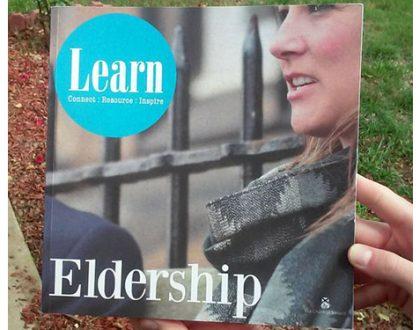 Welcoming New Elders
