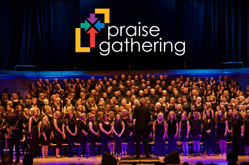 Priase Gathering Choir in Glasgow