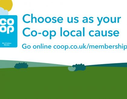 Snap Youth Club Fundraising Through The Co-Op