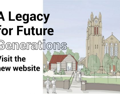 New Legacy Project Website