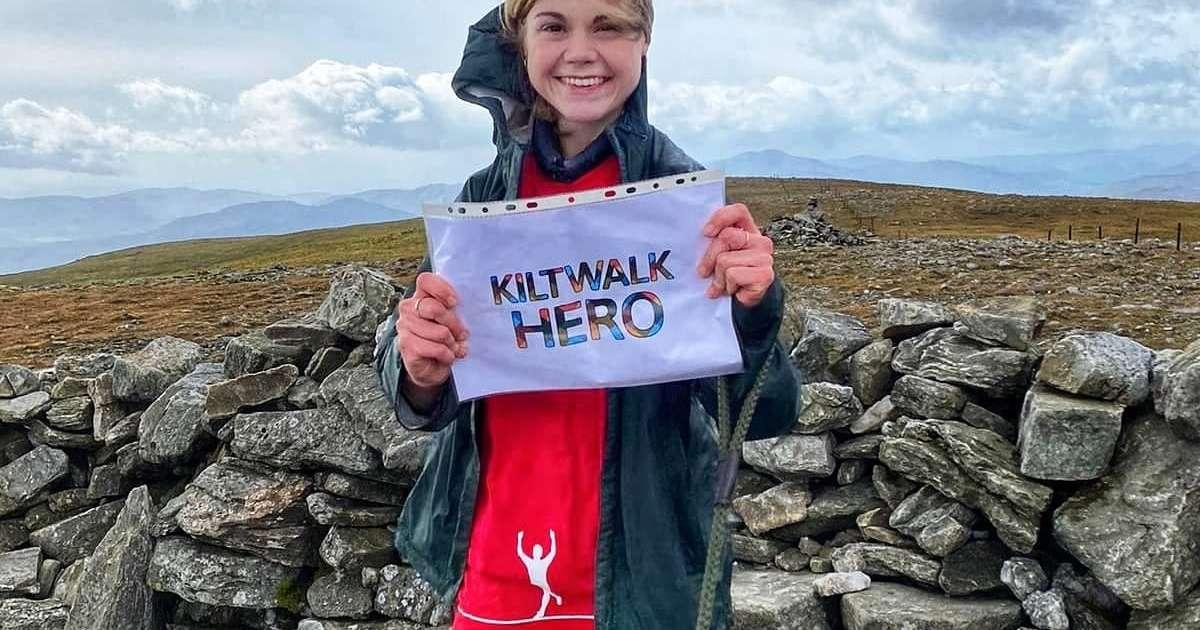 Kiltwalk for Christian Aid